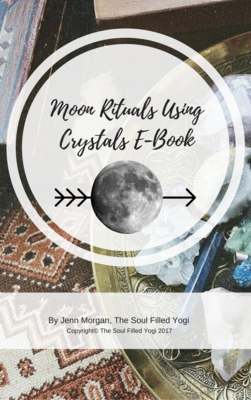 Moon Rituals Using Crystals E-Book (Instant Download)