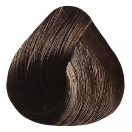 Краска для волос ESTEL De Luxe Silver 6/37 Темно-русый золотисто-коричневый, 60мл