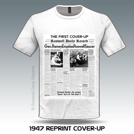 RDR 1947 Coverup Shirt