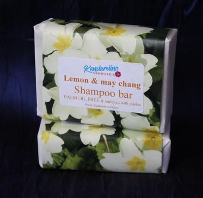 Shampoo bar - Lemon & may chang