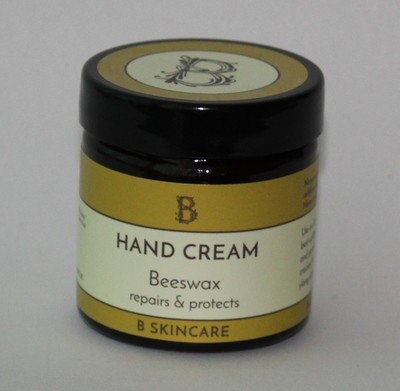 B Skincare Beeswax hand and foot cream