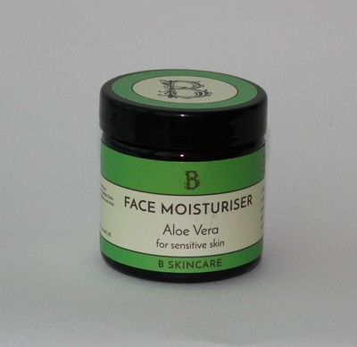 B Skincare Aloe Vera moisturiser