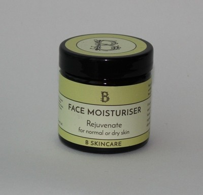 B Skincare Rejuvenate moisturiser