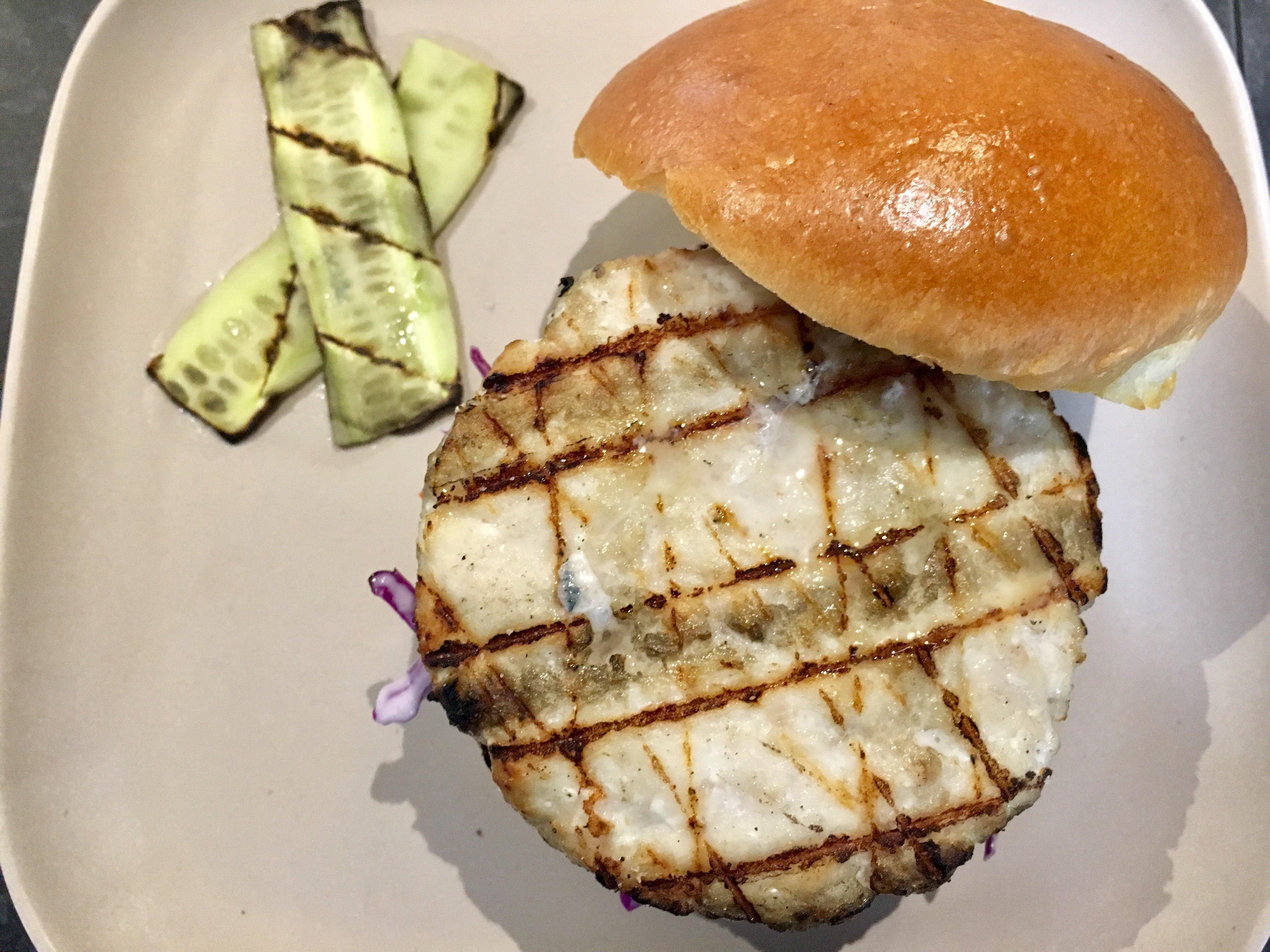 ROCKFISH --- Wild Caught Fish Burger w/ Build My Own Pairings 0002