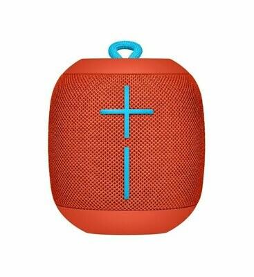 Ultimate Ears Wonder boom Portable Bluetooth Speakers, Red
