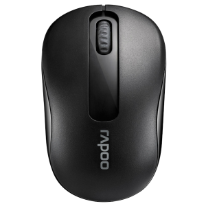 Rapoo M10 Wireless Mouse, Black