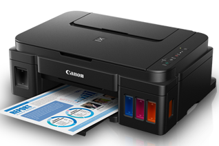 Canon G3000 Color Ink Tank Printer