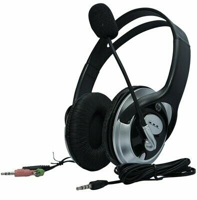 HP B4B09PA Headphones with Mic