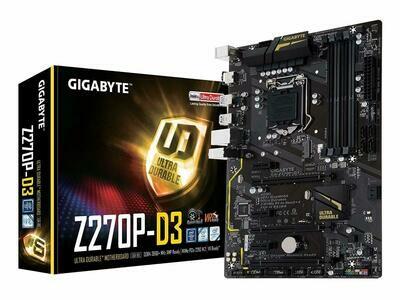 Gigabyte GA-Z270P-D3 Motherboard