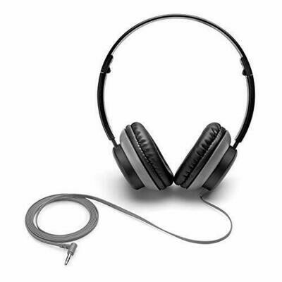 HP 200 On-Ear Headphone, Black