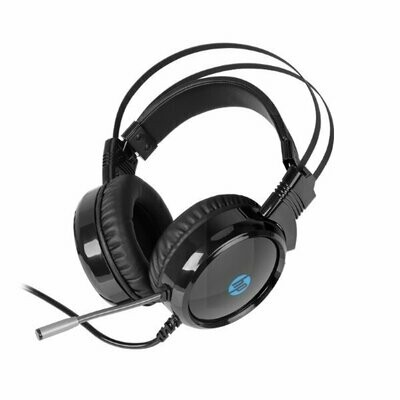 HP H120 Back-lit Gaming Headset with Mic