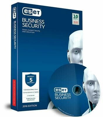 5 User, 1 Year, ESET Business Security