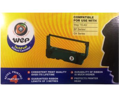WeP TX40 / BP Series, DX Series Ribbon Cartridge