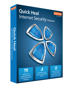 1 User, 3 Year, Quick Heal Internet Security
