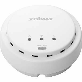 Edimax, EW-7428HCn, N300 Ceiling Mount Range Extender Access Point