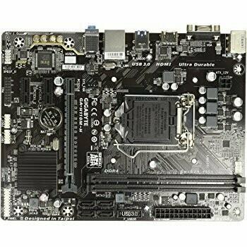 Gigabyte GA-H110M-H DDR4 Motherboard Socket