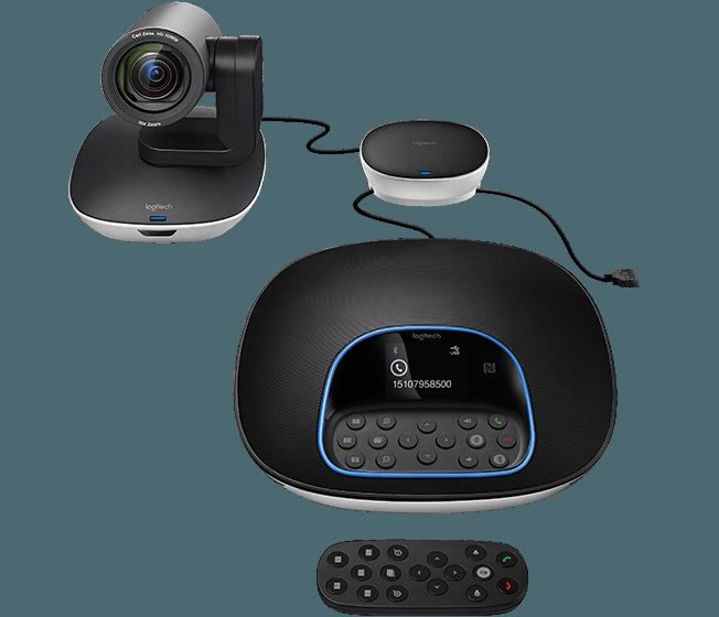 Logitech Group Video Conferencing Webcam
