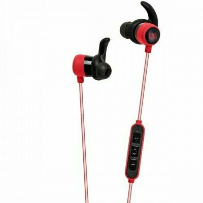 JBL-Reflect Mini BT In-Ear Wireless Sport Headphones, Red