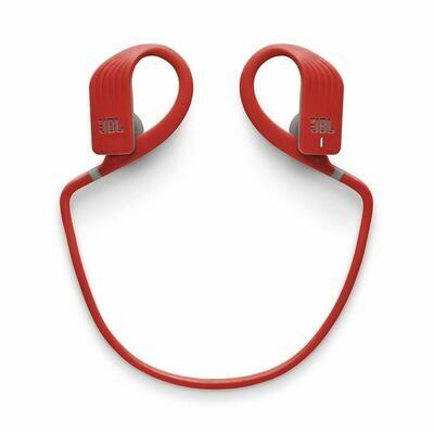 JBL Endurance Jump Waterproof Wireless Sport in-Ear Headphone- Red