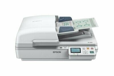 Epson WorkForce DS-6500 Color Document Scanner, Duplex, ADF