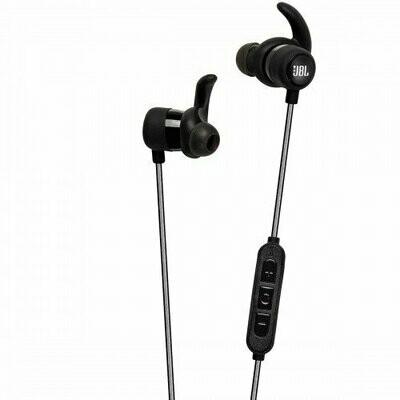 JBL-Reflect Mini BT In-Ear Wireless Sport Headphones, Black