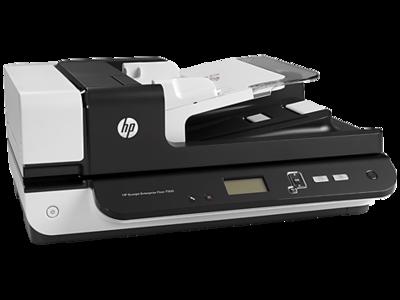 HP Scanjet 7500 Flatbed Color Scanner