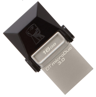 Kingston 16GB OTG Pen Drive, 3.0, duo-3