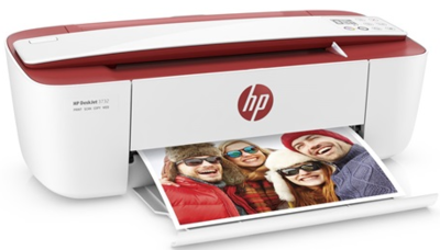 HP DeskJet Ink Advantage 3777 All-in-One Printer, T8W40B, PSC, W