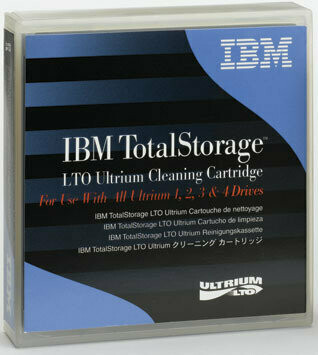 IBM LTO Ultrium Cleaning Cartridge