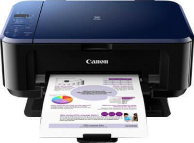 Canon E510 Color All in One Inkjet Printer, PSC