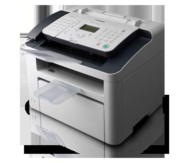 Canon L170 Black on White Laser Printer, PSC, Fax