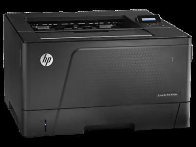 HP M706n A3 Black on White Single Function Laser Printer