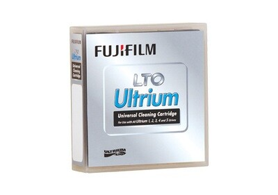 Fujifilm LTO Universal Cleaning Cartridge