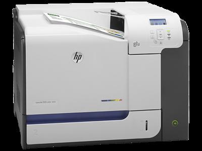HP LaserJet Enterprise 500 Color Laser Printer M551n
