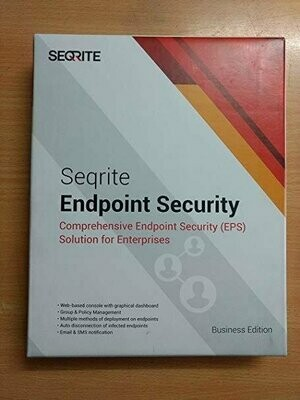25 User, 3 Year, Seqrite Endpoint, Business Edition