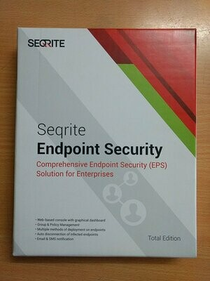25 User, 1 Year, Seqrite Endpoint, Total Edition