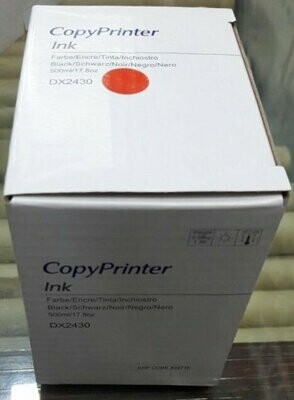 Copy Printer DX 2430 Ink Cartridge, Red