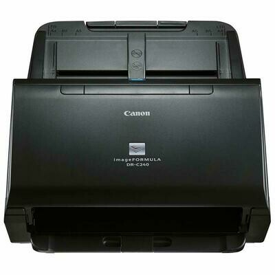 Canon DR-C240 Black and White Document Scanner