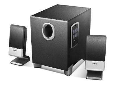 EDIFIER R101BT 2.1 speaker, FM, AUX, SD