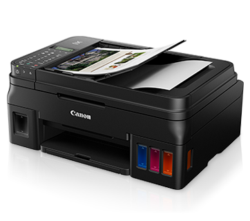 Canon G4010 Color All in One Ink Tank Printer