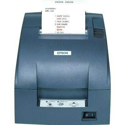 Epson TM-U220 Dot Matrix POS Receipt Printer, Serial