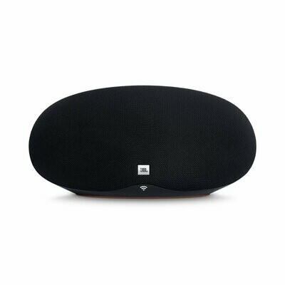 JBL Playlist 150 Wireless with Built-in Chromecast Speaker, Black