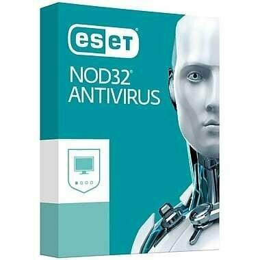 10 User, 1 Year, Eset Antivirus, NOD32