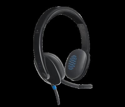Logitech H540 USB Headphone