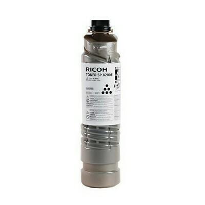 Ricoh SP 8300DN / SP 8200DN Black Toner Bottle