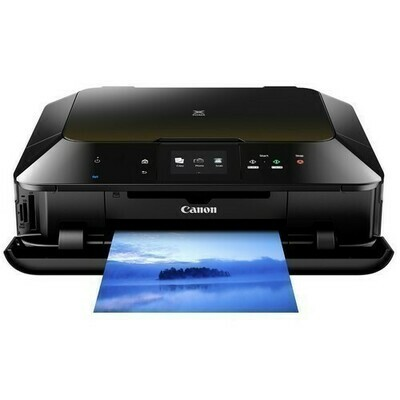 Canon MG6370 Color All in One Inkjet Printer, PSC, P, W, N, D