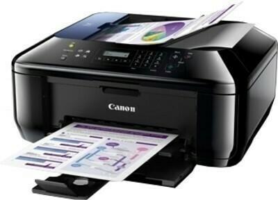 Canon E610 Color All in One Inkjet Printer, PSC, F, A