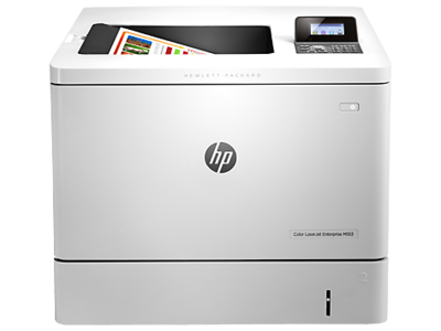 HP Color M553DN Single Function Laser Printer