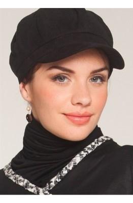 Mütze, Casquette, Cap black