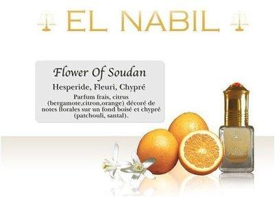 Parfums El Nabil Flower of Soudan
